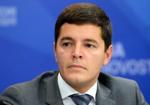 Игорь Руденя поздравил Дмитрия Артюхова с избранием Губернатором Ямало-Ненецкого автономного округа