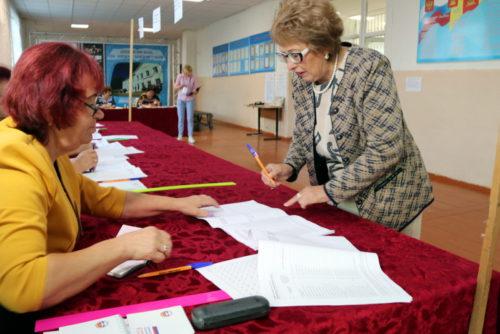 Татьяна Галкина: «В Тверской области созданы необходимые условия для голосования людей с ограниченными возможностями здоровья»