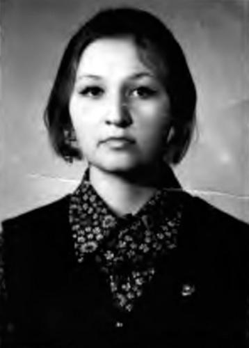 Валентина ГОРСКАЯ. Имя в истории Старицкой районной комсомольской организации
