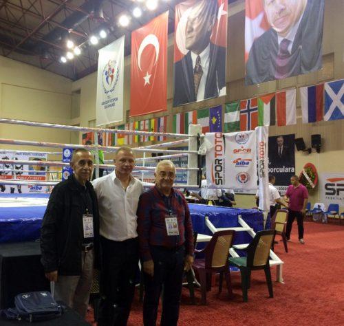 Андрей Никуленко признан одним из лучших судей Международного турнира по боксу в Стамбуле