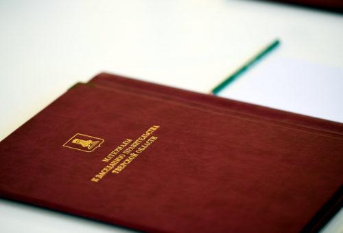 В 2019 году в Тверской области планируется ввести новые виды социальных выплат для семей с детьми