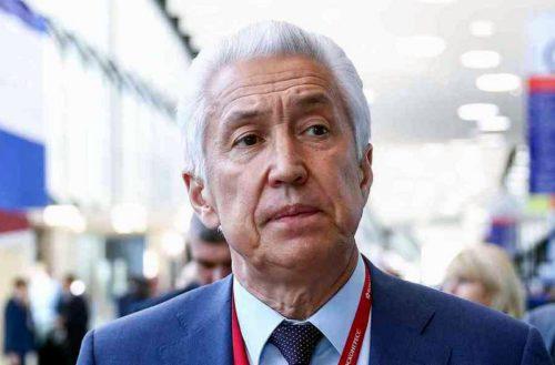 Игорь Руденя поздравил Владимира Васильева с избранием главой Республики Дагестан
