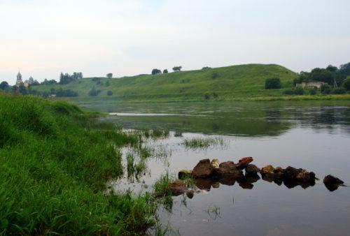 В Правительстве Тверской области обсудили реализацию в регионе проекта сохранения реки Волги