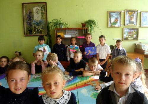 Новоямские школьники побывали в «Книжном царстве, мудром государстве»