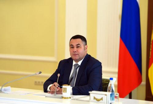 Губернатор поблагодарил жителей Тверской области