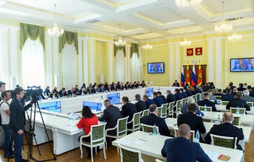 Игорь Руденя: масштабные учения энергетиков помогут вывести энергосистему Тверской области на новый технологический уровень