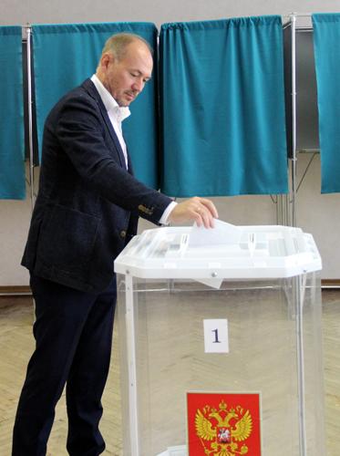 Голосование продолжается