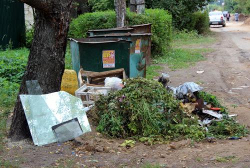 Кто за нами мусор уберёт? Возвращаясь к напечатанному