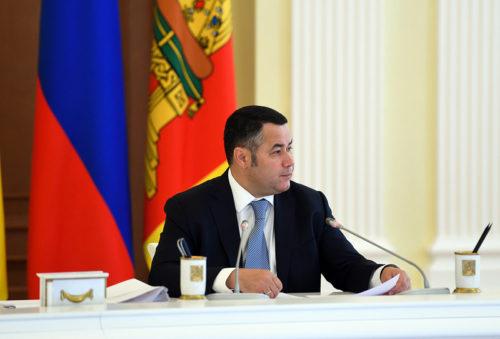 Губернатор Тверской области Игорь Руденя подписал закон о сохранении региональных мер социальной поддержки женщинам старше 55 и мужчинам старше 60 лет