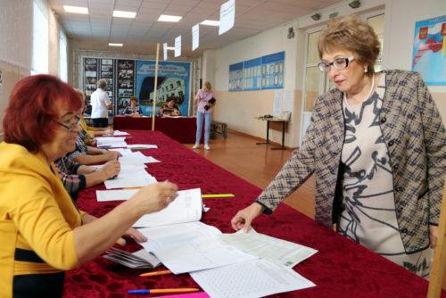 Результаты дополнительных выборов депутатов Государственной Думы Федерального Собрания Российской Федерации седьмого созыва по одномандатным избирательным округам 9 сентября 2018 года