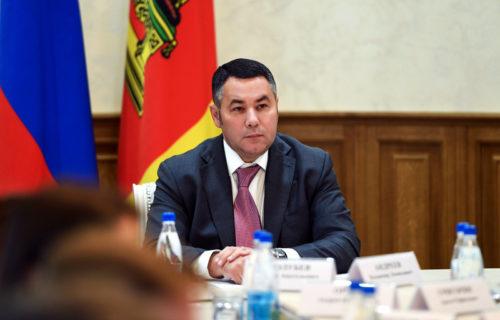 Игорь Руденя вошёл в рейтинг «Губернаторская повестка» с темой семейного воспитания