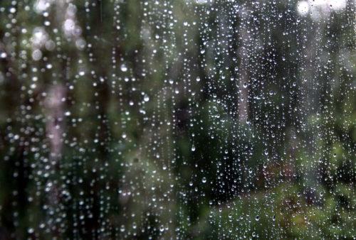 Сильный дождь придёт ночью