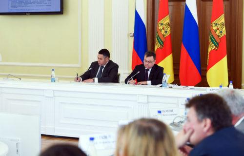 В модернизацию электросетевого хозяйства Тверской области будет вложено 5 миллиардов рублей
