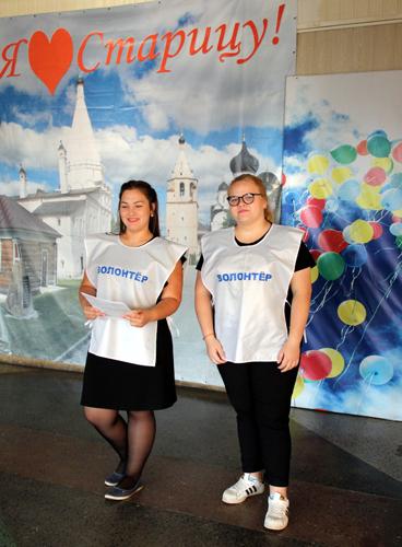 В Тверской области на избирательных участках работают более 860 волонтёров