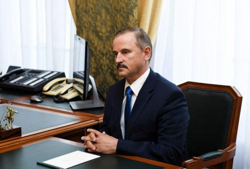 Игорь Руденя обсудил с Сергеем Веремеенко задачи по развитию Тверской области