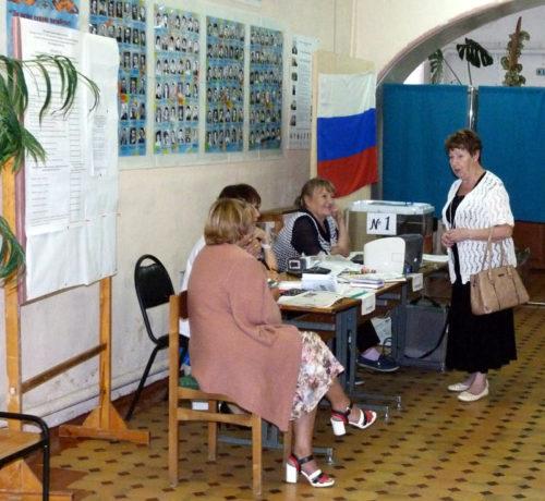 В Тверской области завершилось голосование на выборах депутата Государственной Думы РФ и депутатов местных представительных органов