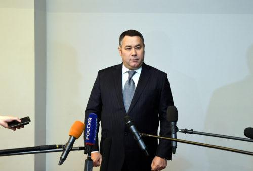 Игорь Руденя заявил о необходимости ужесточения требований к автомобильным пассажирским перевозкам