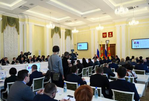 Игорь Руденя: переход на цифровое вещание - это новые возможности по повышению качества жизни населения Тверской области