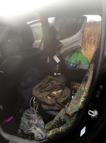 Полицейские задержали подозреваемых в браконьерстве
