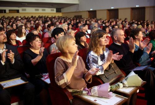 В Твери состоялось торжественное мероприятие ко Дню клубного работника региона