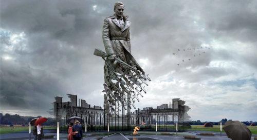 Владимир Путин поддержал создание мемориала советскому солдату подо Ржевом