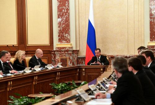 Губернатор Игорь Руденя на заседании Правительства РФ представил опыт перехода Тверской области на цифровое телевещание