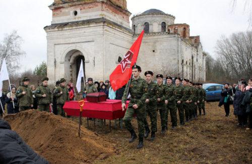 Пока не похоронен последний солдат…