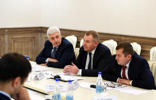 В Правительстве Тверской области обсудили внедрение системы-112