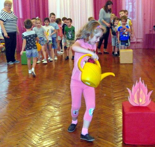 В детском саду №4 проходит Месяц БезОпасности