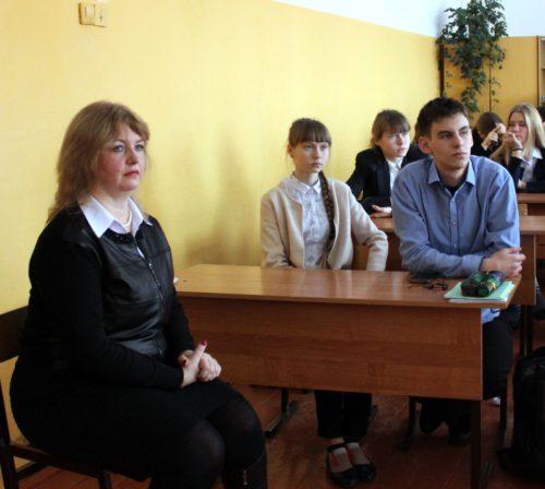 В Ново-Ямской школе отметили День неизвестного солдата