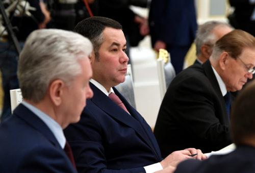 В Тверской области к 75-летию Великой Победы увеличат размер ежегодной материальной выплаты ветеранам