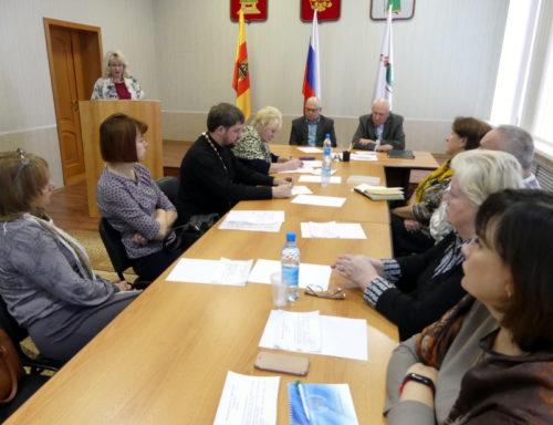 Общественный Совет продолжает изучать и обсуждать жизненно важные вопросы