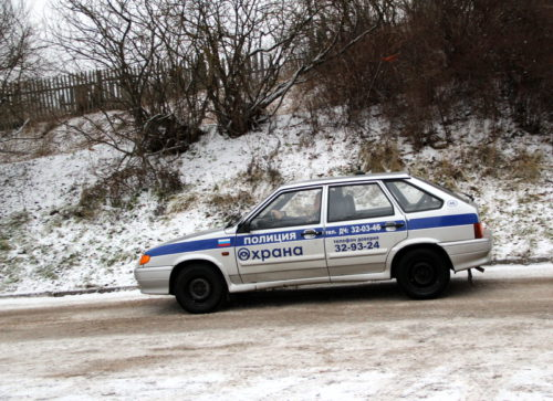 В Старице сотрудники полиции установили подозреваемого в краже