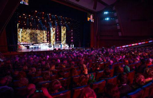 Телеверсия концерта-посвящения Андрею Дементьеву «Виражи времени» выйдет в эфир на Первом канале 2 декабря