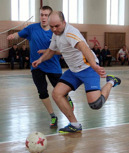 Старичан приглашают на турнир по мини-футболу