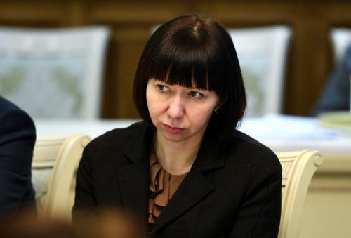Марина Подтихова утверждена в должности Министра финансов Тверской области