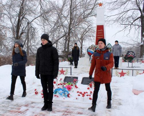 Игорь Руденя поздравил жителей Старицкого района с 77-летием освобождения от немецко-фашистских захватчиков