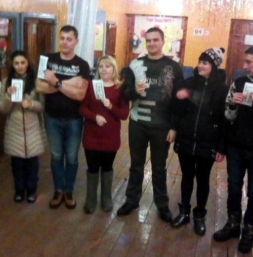 В Дарьине чествовали всех Татьян и студентов