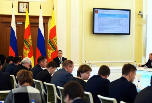 В Тверской области установлен единый тариф на вывоз мусора в размере 96,5 рубля с человека