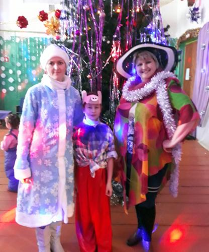 Праздник на станции Старица оставил у жителей яркие впечатления!