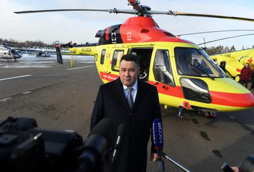 Инициатива Игоря Рудени о модернизации системы метеонаблюдений отмечена в рейтинге «Губернаторская повестка»