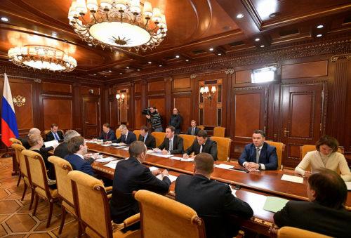 Поддержка Дмитрием Медведевым предложения Игоря Рудени по развитию сельских территорий отмечена в рейтинге «Губернаторская повестка»