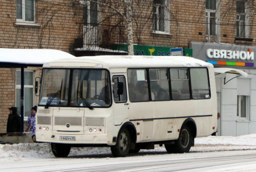 Изменения в расписании движения автобусов с 1 марта
