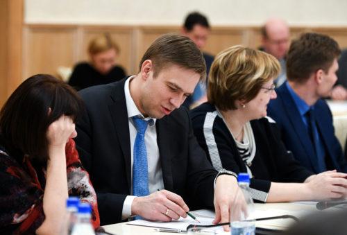 Губернатор Игорь Руденя провёл совещание по реализации на территории Тверской области Послания Президента Владимира Путина