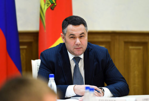 Игорь Руденя укрепил позиции в рейтинге влияния губернаторов АПЭК