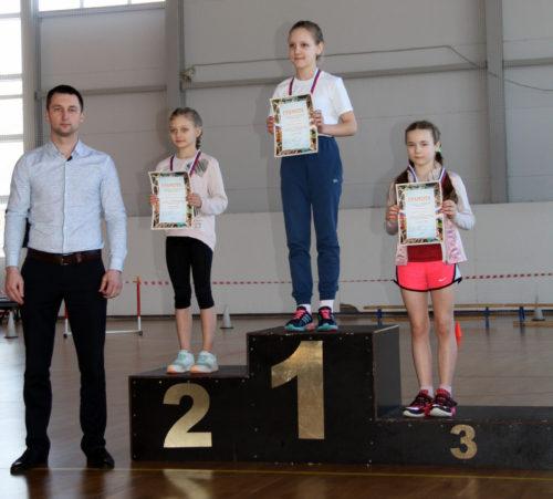 Наши спортсмены в Осташкове проявили волю к победе