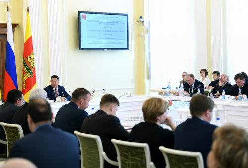 Игорь Руденя: современные объекты спортивной инфраструктуры должны быть в каждом муниципалитете Тверской области