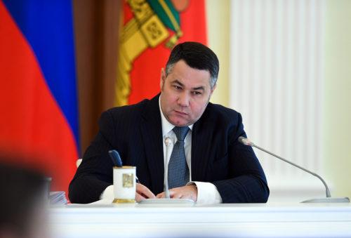 Игорь Руденя отмечен в рейтинге «Губернаторская повестка» с заявлением об экономическом эффекте спутникового контроля за лесами