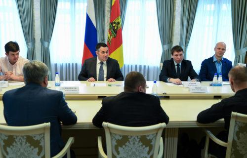 Инициатива Игоря Рудени о разработке концепции развития IT-индустрии в Тверской области вошла в рейтинг «Губернаторская повестка»