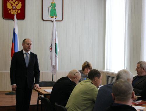 Главой Старицкого района избран Сергей Журавлёв